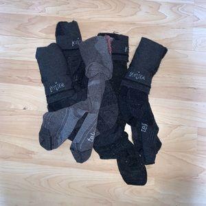 Bundle Of Merino Wool Socks Teko x5